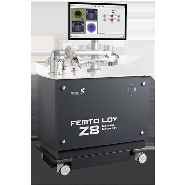 Laser per chirurgia refrattiva